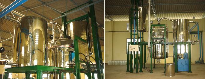 quy trình sản xuất tinh bột nghệ