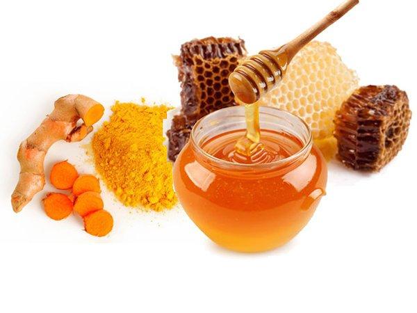 cách uống tinh bột nghệ và mật ong hiệu quả nhất
