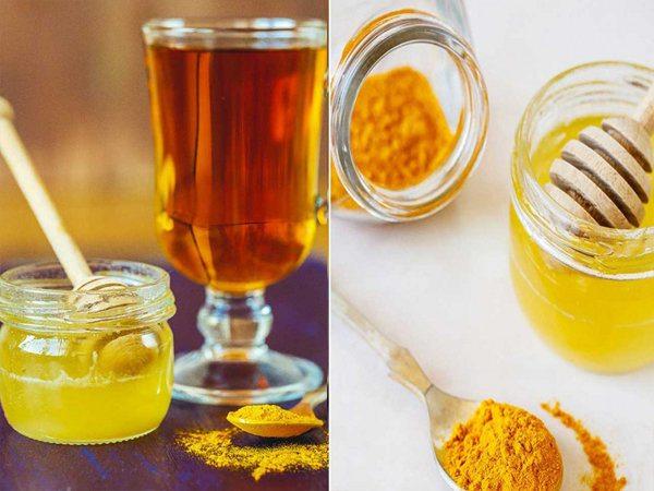 uống tinh bột nghệ với mật ong thế nào tốt